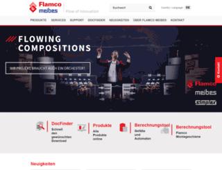 flamco.de screenshot