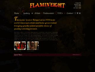 flamineight.co.uk screenshot