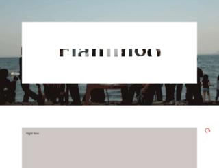 flamingo-international.com screenshot