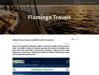flamingotransworld.weebly.com screenshot