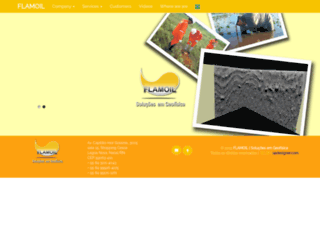 flamoil.com.br screenshot