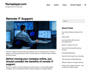 flamplayer.com screenshot