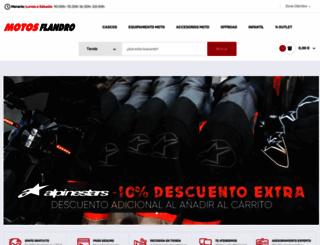 flandro.com screenshot