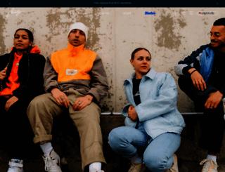 flaneurz.com screenshot