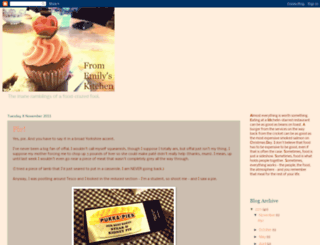 flansfoodblog.blogspot.com screenshot