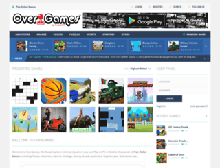 flappybird.overgames.net screenshot