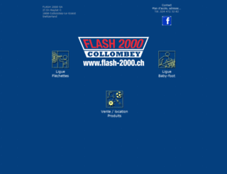 flash-2000.ch screenshot