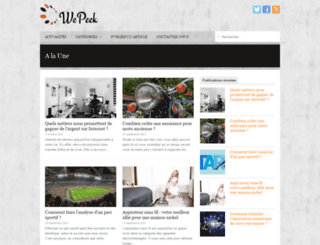 flash-annuaire.com screenshot