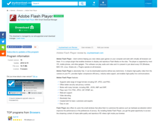 flash-player.joydownload.com screenshot