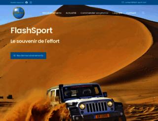 flash-sport.com screenshot