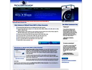 flash-swf-converter.com screenshot