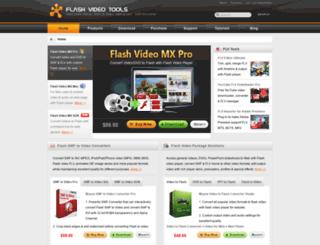 flash-video-mx.com screenshot