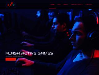 flashaddictivegames.net screenshot