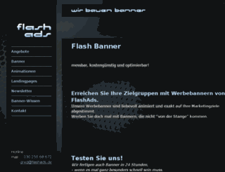 flashads.de screenshot