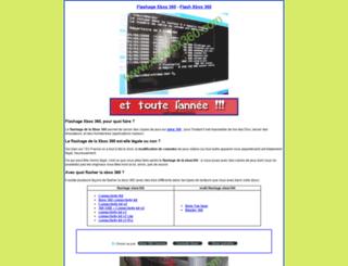 flashage-xbox360.xavbox360.com screenshot