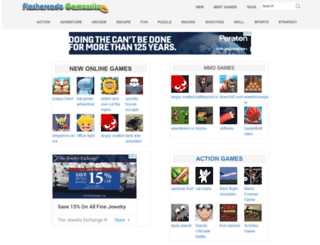 flasharcadegamessite.com screenshot