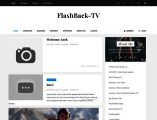 flashbacktv.blogspot.com screenshot
