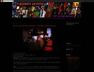 flashbackuniverse.com screenshot