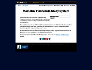 flashcardsecrets.com screenshot
