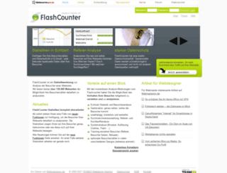 flashcounter.com screenshot