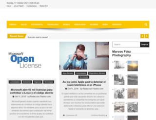 flashcr.com screenshot
