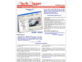 flashdig.com screenshot