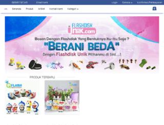 flashdiskunik.com screenshot
