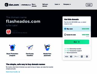 flasheados.com screenshot