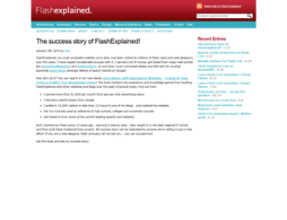 flashexplained.com screenshot