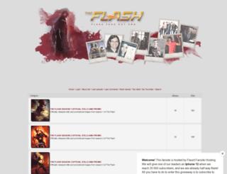 flashfans.sosugary.org screenshot