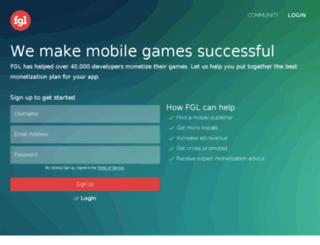 flashgamelicense.com screenshot