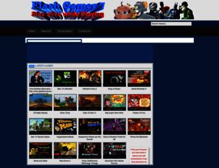 flashgamer7.blogspot.com screenshot
