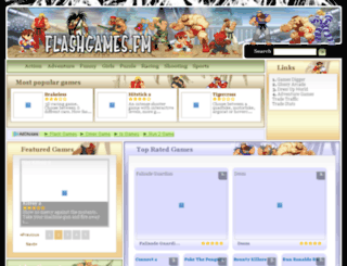 flashgames.fm screenshot