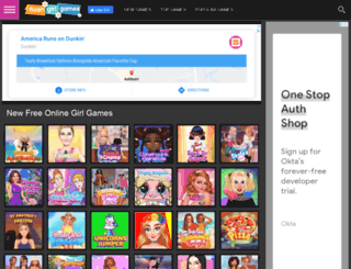 flashgirlgames.com screenshot