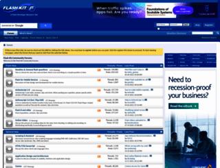 flashkit.com screenshot