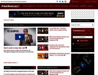 flashovertv.firerescue1.com screenshot