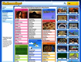 flashowegry.pl screenshot