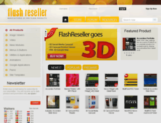flashreseller.com screenshot