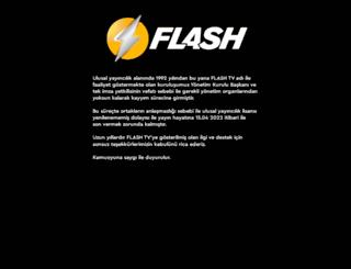 flashtv.com.tr screenshot
