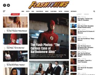 flashtvnews.com screenshot
