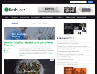 flashuser.net screenshot