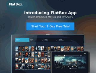 flatboxmovies.com screenshot