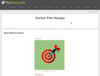 flatdesign.im screenshot