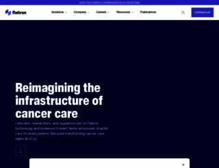 flatiron.com screenshot