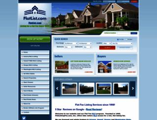 flatlist.com screenshot