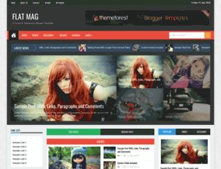 flatmag-pbt.blogspot.com screenshot