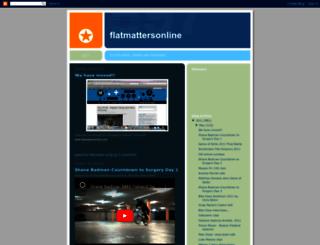 flatmattersonline.blogspot.com screenshot