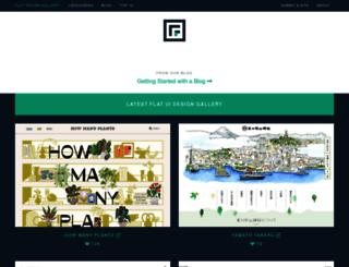 flattrendz.com screenshot