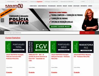 flaviarita.com screenshot