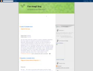 flavimage.blogspot.com screenshot